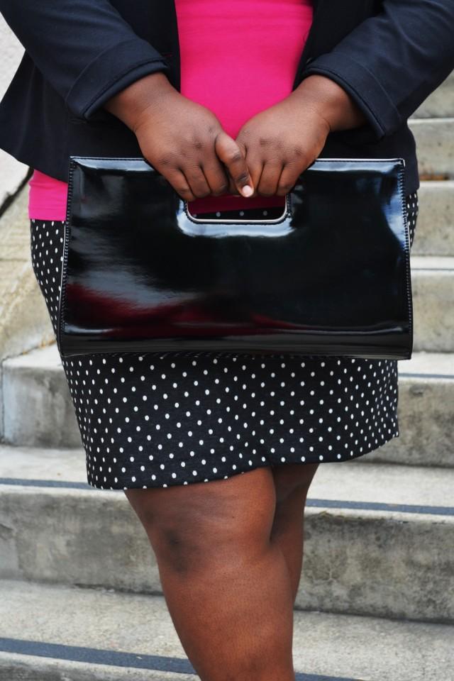 blk purse