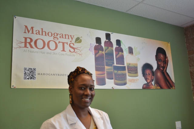 LaTronda, Owner of Mahogany Roots
