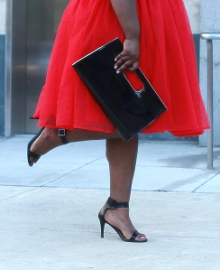 Purse:Lane Bryant|Shoes: Payless